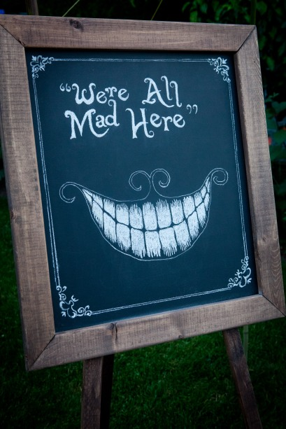 """we're all mad here"""