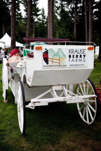 Krause Berry wagon