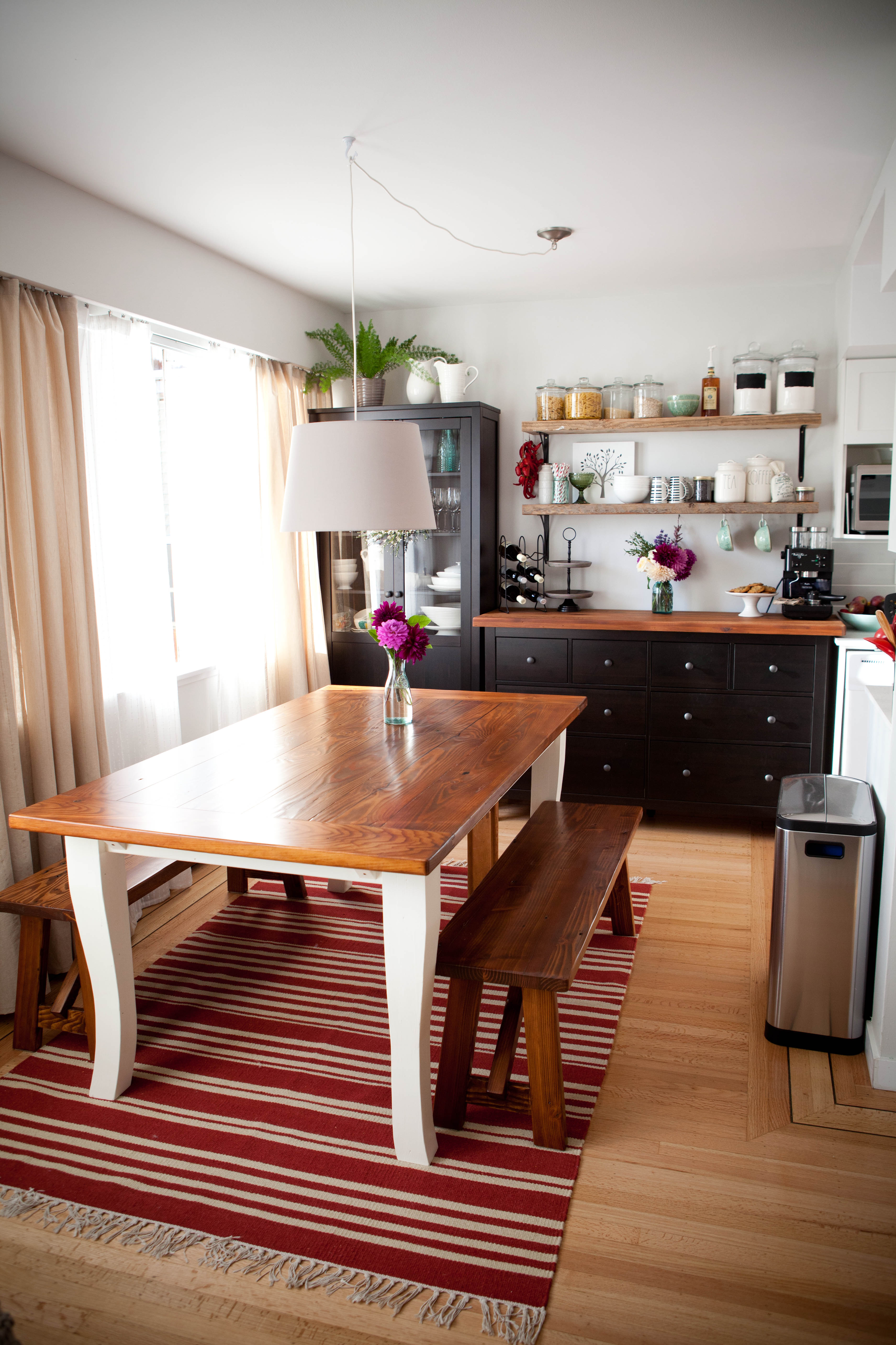 Diy Reclaimed Barnwood Dining Table The Secret Life Of Daydreams