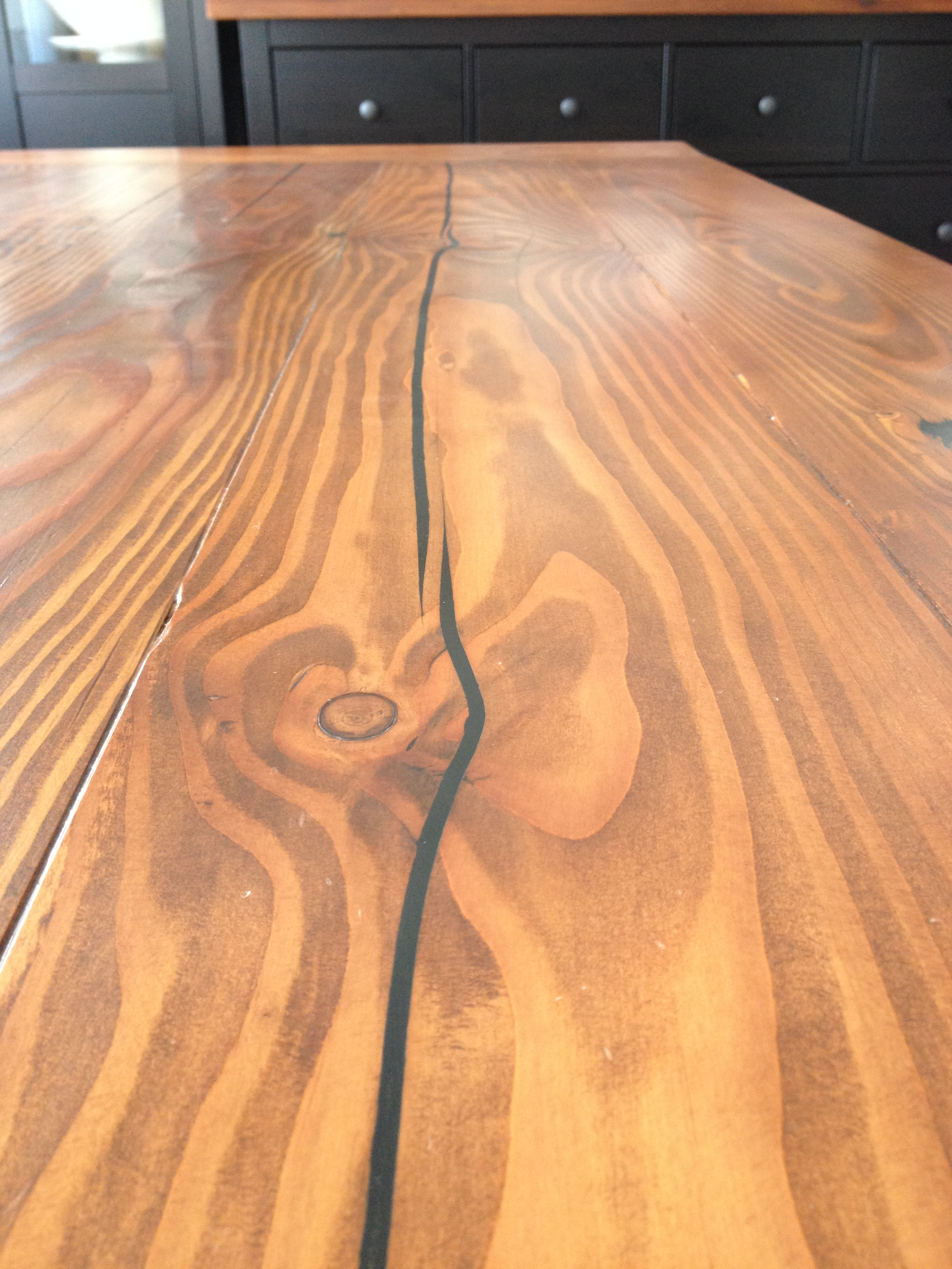 Diy Reclaimed Barnwood Dining Table The Secret Life Of